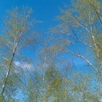 Photo taken at Небо Перми by Оксана Б. on 4/30/2012