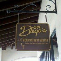 Photo taken at Don Diego's of Indian Wells by David R. on 4/7/2012