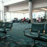 Photo taken at Daytona Beach International Airport (DAB) by Mervin M. on 3/9/2012