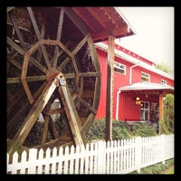 Photo taken at Bob's Red Mill Whole Grain Store by Matt D. on 10/28/2011