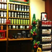 Photo taken at Starbucks by Asli on 12/21/2011