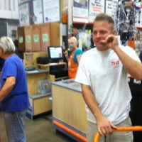 Photo taken at The Home Depot by Nate and Ronni on 10/11/2011