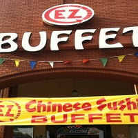 Photo taken at E Z Buffet by Kelly C. on 9/5/2011