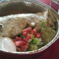 Photo taken at Cafe Rio Mexican Grill by Eddie V. on 11/25/2011