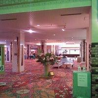 Photo taken at Hotel Shiretoko by Yasushi K. on 9/1/2012