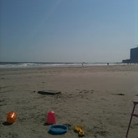 Photo taken at 40th Street Beach by Steve H. on 9/2/2011