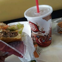 Photo taken at Burger King by Aurelio T. on 1/31/2012
