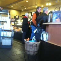 Photo taken at Starbucks by Teddy B. on 2/13/2012
