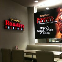 Photo taken at Kenny Rogers Roasters by Peachy K. on 4/2/2012