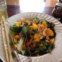Photo taken at Alda Café by Bibiana O. on 7/20/2012