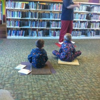 Photo taken at Greenfield Public Library by Jessica I. on 2/16/2012