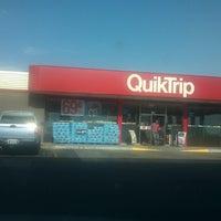 Photo taken at QuikTrip by Brandi J. on 8/2/2012