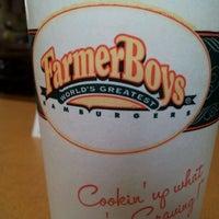 Photo taken at Farmer Boys by Janice K. on 5/20/2012
