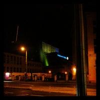 Photo taken at H Wilhelm-Liebknecht-Platz by Ronny P. on 7/20/2012