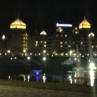 Photo taken at InterContinental Hotels Alpensia Pyeongchang Resort by David H. on 7/20/2012