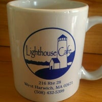 Photo taken at Lighthouse Cafe by Adam N. on 1/22/2012