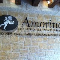 Das Foto wurde bei Amorino von Giuseppe L. am 7/22/2012 aufgenommen