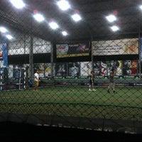 Photo taken at Champions Futsal Ma Chung by Endi S. on 1/13/2012