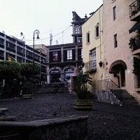 Photo taken at La Plazuela del Zacate by Eva H. on 7/14/2012
