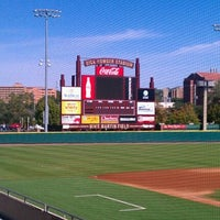 Photo taken at Dick Howser Stadium - Mike Martin Field by Jason E. on 11/12/2011