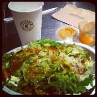 Photo taken at Chipotle Mexican Grill by Julianne on 11/2/2011