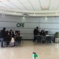 Photo taken at CFE Centro de Atencion a Clientes D-C Cuajimalpa by Alejandro A. on 7/27/2011
