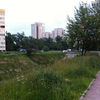 Photo taken at Kirovsky District by Ivan R. on 7/8/2012