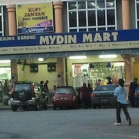 Photo taken at Mydin by Swoishah S. on 10/3/2011