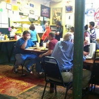 Photo taken at Carver's Country Kitchen by Cody H. on 8/10/2012