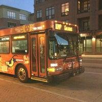 Photo taken at Boulder Transit Center by Eugene W. on 6/8/2012