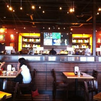 Photo taken at BJ's Restaurant and Brewhouse by Wally S. on 5/28/2012