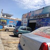 Photo taken at Ejes Y Componentes Del Bajio S.A De C.V. by Queso B. on 6/19/2012