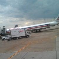 Photo taken at Gate A36 by Dizzle W. on 8/31/2012