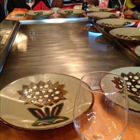 Photo taken at Benihana by Dre L. on 4/27/2012