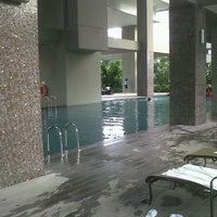 Photo taken at V Hotel Lavender by Johan L. on 8/30/2012