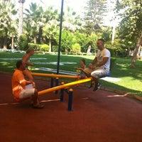8/12/2012 tarihinde Orhan Y.ziyaretçi tarafından Maritim Hotel Club Alantur Alanya'de çekilen fotoğraf