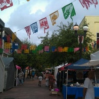 Photo taken at Historic Market Square San Antonio by Julie W. on 5/5/2012