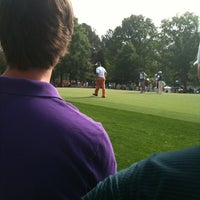 Photo taken at Wells Fargo Championship by Charlotte E. on 5/5/2012