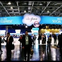 Photo taken at Cloudforce Social Enterprise Tour - San Francisco 2012 by Andre G. on 3/15/2012