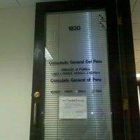 Photo taken at Consulado General del Peru by Cornelius A. on 9/7/2012
