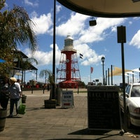 Photo taken at Port Adelaide Lighthouse by Simona C. on 3/4/2012