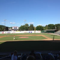 Photo taken at Williamsport Crosscutters by NNamdi S. on 6/23/2012