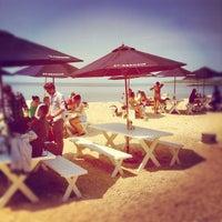 Photo taken at Navy Beach Restaurant by Noah F. on 5/28/2012