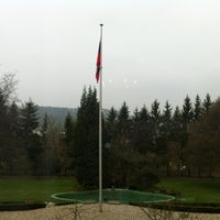 Photo taken at Embassy of Russia - Luxembourg by Garay T. on 4/5/2012