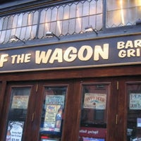 Photo taken at Off The Wagon Bar & Grill by Alonso B. on 6/19/2012