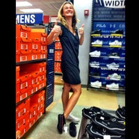 Photo taken at Modell's Sporting Goods by Shawn K. on 7/28/2012