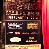 Photo taken at Dominion NY by Elektro M. on 2/17/2012