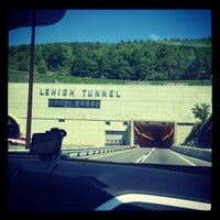 Photo taken at Lehigh Tunnel by Abigail V. on 5/19/2012