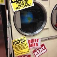 Photo taken at Sunshine Laundry & Pinball Emporium by Theresa P. on 9/1/2012