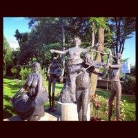 5/23/2012 tarihinde Bahar A.ziyaretçi tarafından Maçka Sanat Parkı'de çekilen fotoğraf